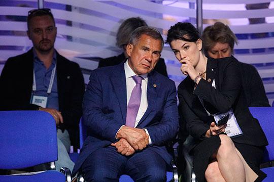 «Когда президент РТ сформулировал свое приглашение, Наталии Фишман было 24 года. Ехать в Татарстан из столицы она не хотела — но Минниханов убедил»