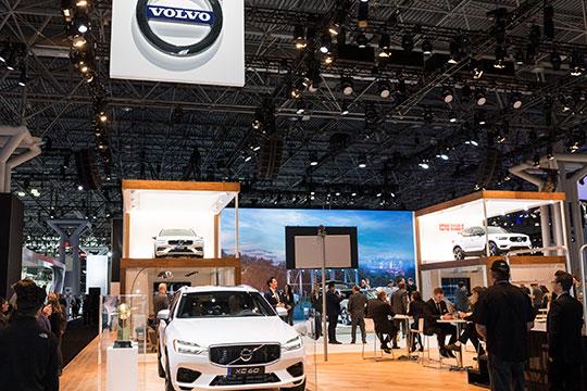 Из тех, кто еще порадовал своей динамикой в Татарстане, отметим шведско-китайский Volvo