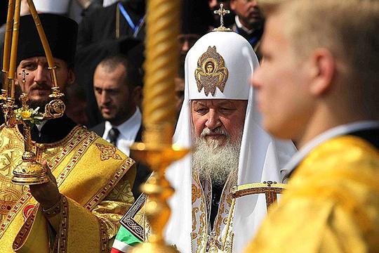Патриарх Кирилл: «Мы празднуем не маленькую, незаметную историческую победу в масштабах одного городского района. Мы празднуем великое событие — объединение людей, которые ранее были разъединены»