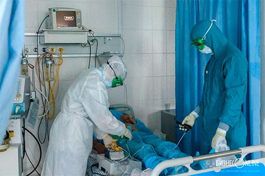 «У меня есть друг, когда я выписывался из больницы, он туда ложился и прошел через реанимацию, его сразу положили под кислород, он не мог дышать»