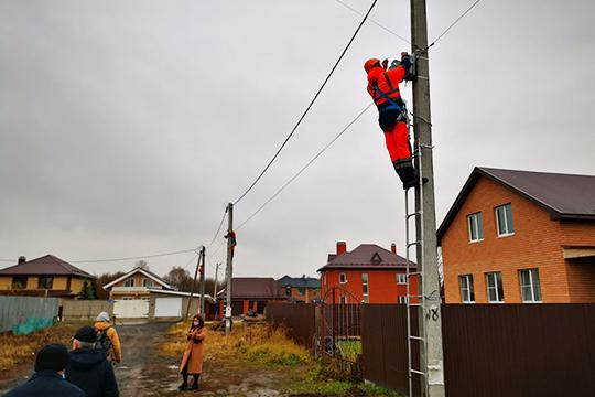 Сегодня подключения поGPON проводятся вЛаишевском, Высокогорском, Нижнекамском, Альметьевском иТукаевском районах