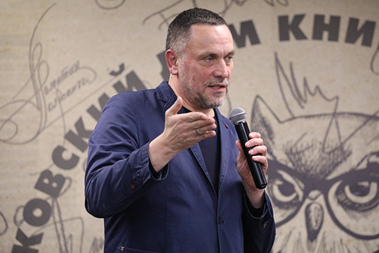 Максим Шевченко:«Ядумаю, что отамериканских выборов как раз зависит очень много всудьбе современной «РФ-ии»