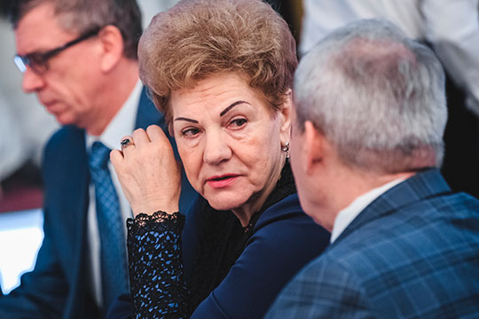 Банковская ассоциация Татарстана ушла на «покой». Людмила Китайцева, руководившая ассоциацией с 1999 года, назвала ее ликвидацию «техническим мероприятием»