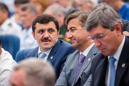 Ковид оказался, сообщают источники, у Василя Шайхразиева и Шамиля Гафарова