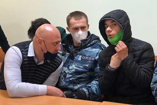 Задержанных суд отправил под арест— они будут вСИЗО до30декабря