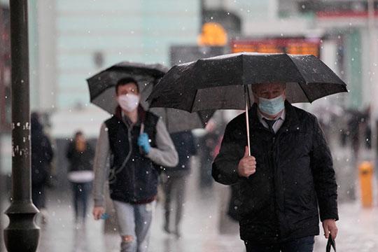 «То, что я заразился (скорее всего) в аэропорту, не означает, что надо прекратить выбираться из дома. Просто надо себя предохранять»