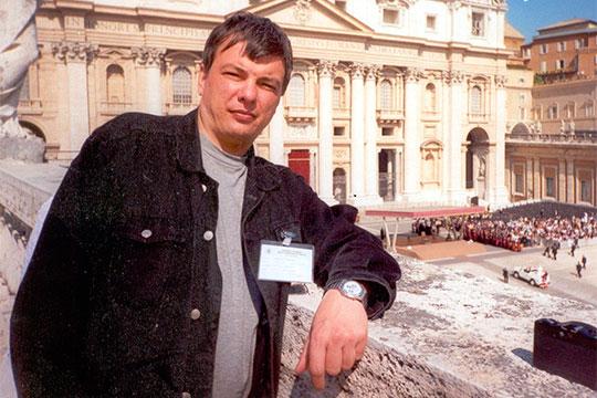 Дмитрий Хафизов: «Патриарх Алексей II взял у нас слово, что у нас восстановится и монастырь, тогда он вернет икону в Казань. Так и случилось»