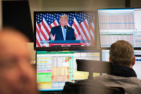 Прошедшие 3 ноября выборы президента США продолжают оставаться главной мировой новостью