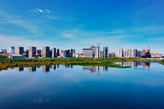Столица РТ входит в тройку-пятерку привлекательных городов для жизни и инвестиций в средней полосе России