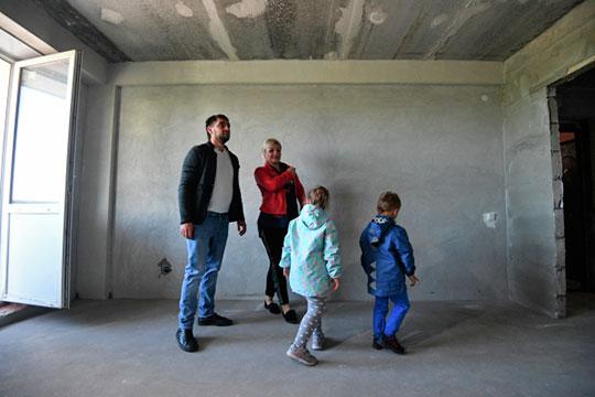 «Казань притягивает большое количество иногородних покупателей, потому что столица РТ комфортный для проживания город, плюс есть, где учиться, есть работа»