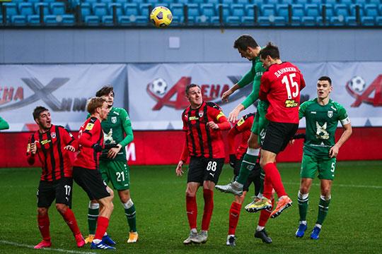 Сегодня «Рубин» проиграл на выезде «Химкам» — 0:2. Казанская команда провела, пожалуй, худший матч при Леониде Слуцком в этом сезоне