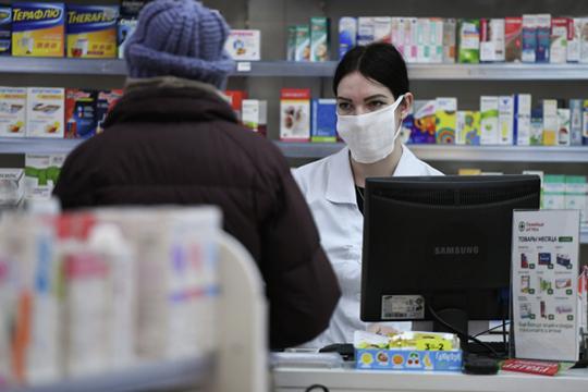 «Арбидол действительно могут раскупать впанике. Аантикоагулянты впанике непокупают: дотого, как заболеть, люди просто незнают оналичии этих лекарств»