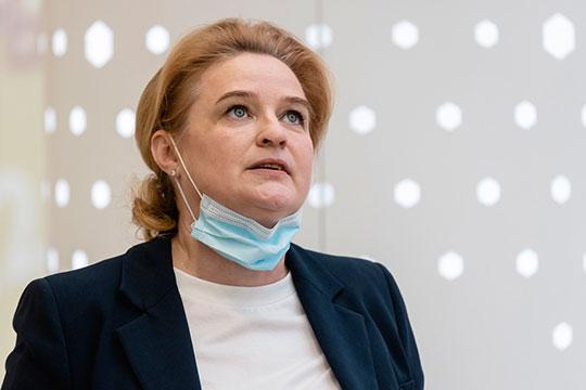 «140 тысяч квадратных метров в Казани еще точно никто не строил!», — с гордостью говорит директором по развитию UD Group Валентина Сахабеева