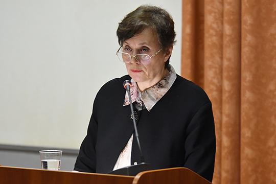 По словамМулюковой, доходы бюджета города в 2021 году запланированы в объеме 10 млрд 574 млн рублей