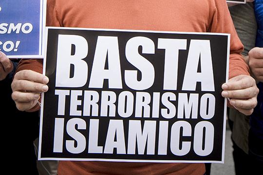 «Я проблемами терроризма давно занимаюсь. У меня несколько книг вышло по европейскому терроризму»