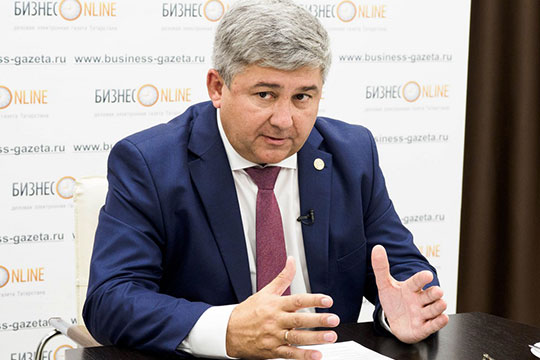 Михаил Афанасьев: «Наша задача — создать комфортные условия для работы всех предприятий — и крупных, и средних, и небольших, и самозанятых граждан»