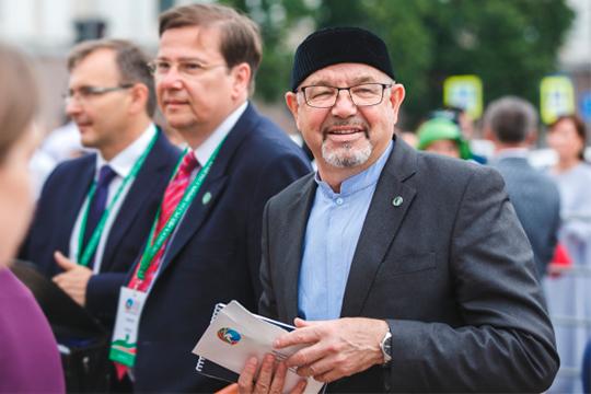 Рафик Мухамметшин: «Очень много смешанных браков у мусульман, до 40% доходит, мусульмане теряют свою национальную и конфессиональную идентичность. Озабоченность ДУМ РФ понятна, она лежит в основе фетвы»