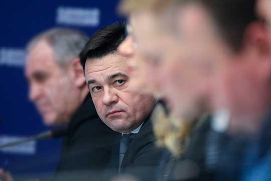 Андрей Воробьев рассказал, что Московская область в этом году потратит на ковид порядка 10% бюджета — это 60 млрд рублей, которые можно было потратить на строительство школ, садов, дорог