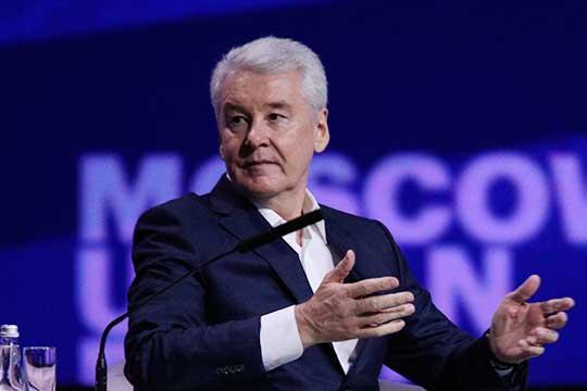 Сергей Собянинзаверил, что Москва справится стекущей экономической ситуацией ипоследствиями выпадающих доходов вразмере 500млрд рублей из-за сложившейся ситуации сковидом