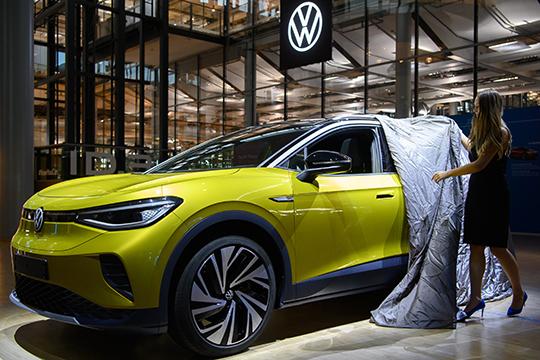 Самый большой праздник за 9 месяцев на улице Volkswagen, который показал по РТ самую большую прибавку из всех участников рынка: плюс 503 единицы или 18% до 3289 авто