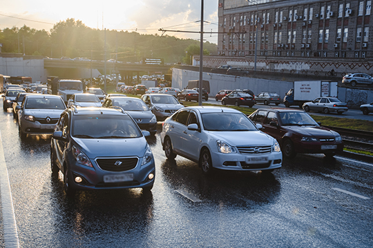 Спрос на новые легковые автомобили в Татарстане с января по сентябрь включительно просел на 9,9% — с 49,3 тыс. до 44,4 тыс.