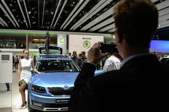 Самый демократичный бренд в портфеле концерна VW — Skoda — тоже пришпорил своих скакунов, показав в Татарстане второй по росту продаж результат: плюс 363 проданных авто