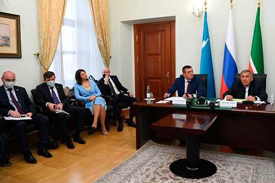 С 2012 года вРТдействует инвестсовет под председательством президента Татарстана, работает клуб инвесторов, асопровождение проектов осуществляетАИР