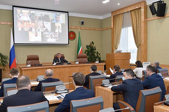 Совет с президентом Рустамом Миннихановым во главе одобрил инвестпроект крупнейшего китайского производителя бытовой техники «Midea»