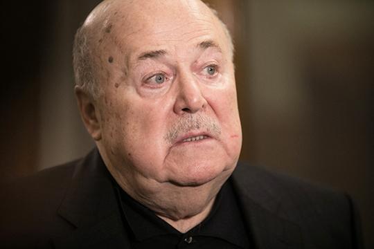 Александр Калягин:«Это был насквозь человек искусства— театра, кино. Как онговорил, как онмыслил— настоящий мудрец»