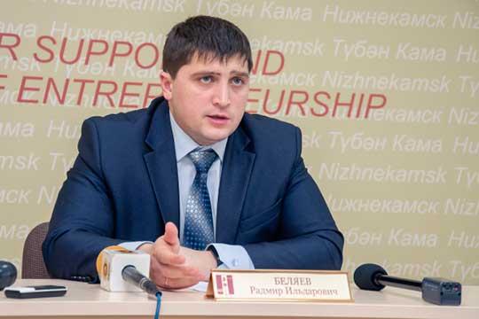 Радмир Беляев: «Весь октябрь мы ходили и предупреждали, не штрафовали, а предупреждали о том, что есть требования, предписания»