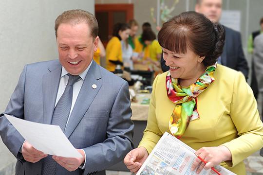 Сразу на 21 позицию вверх наши эксперты подвинули Эльвиру Долотказину (13), которая покинула в этом году кресло заместителя мэр Нижнекамска и перешла на работу в НКНХ