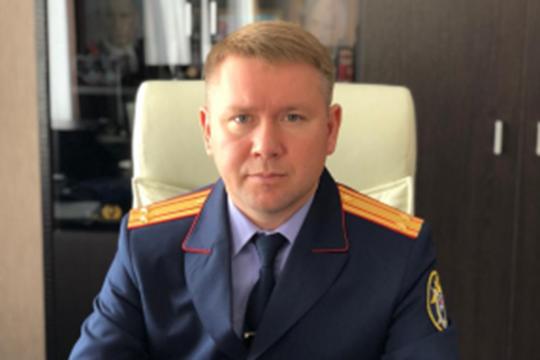 Также в топ-50 появился Константин Ачаев (34) — руководитель следственного отдела