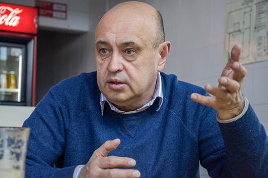 По совету экспертов в наш рейтинг включен предприниматель из Удмуртии Юрий Бычков (44), который задумал построить в Татарстане сеть терм — банных комплексов