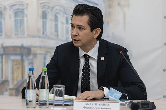 Фарид Абдулганиев:«Если есть продажи, тобизнес развивается, если продажи встанут, топросто производить продукциюнедостаточно»