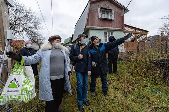 """«Что происходит в нашем государстве, почему всегда """"крайние"""" простые люди? Да, среди наших садоводов нет олигархов и чиновников высокого ранга, может поэтому ООО """"Газпром трансгаз Казань"""" решил, что с нами так можно!!!»"""