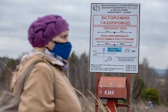 «Среди наших садоводов нет олигархов!»: «Таттрансгаз» объявил «второй трубопроводный поход»