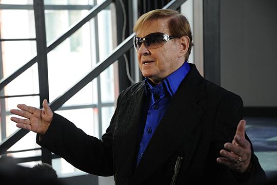 Скончался 84-летний режиссер Роман Виктюк, народный артист России и Украины, художественный руководитель театра собственного имени, расположенного в столице РФ