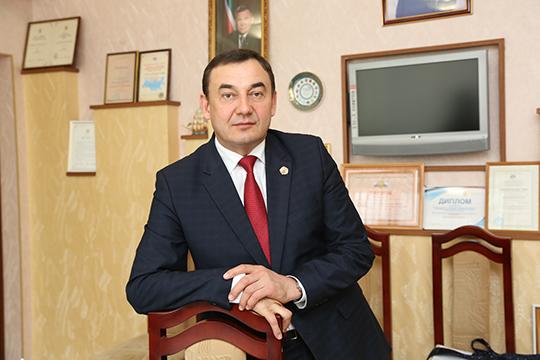 Марат Нуриев: «Яимею большой опыт работы всфере ЖКХ, и, думаю, могу быть полезным жителям города иреспублики»