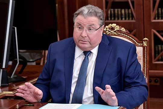 Сегодня глава МордовииВладимир Волковнеожиданно объявил освоем решении уйти вотставку