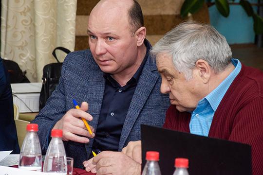 Шеф Тукаевского районаФаил Камаевдолгие годы работал висполкоме Актанышского района вкомандеЭнгеля Фаттахова, ас2009 по2012 годы был РИКом