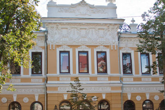 Союз писателей Татарстана— это общественная организация, которая неподчиняется какому-то ведомству