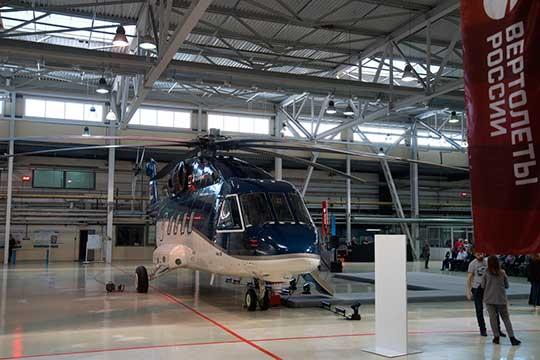 Главные надежды КВЗ — на Ми-38. В следующем году на сборке будет 10 машин.Стоит вертолет немало — примерно 1,2 млрд рублей (для сравнения, обычный Ми-8 — 500 млн)