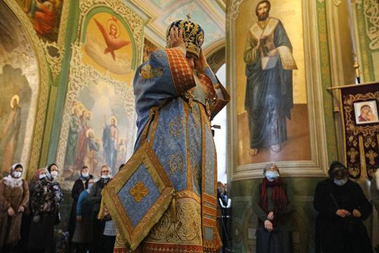 Митрополит Феофан— человек сдействительно богатой биографией, онслужил церкви всамых отдаленных точках мира