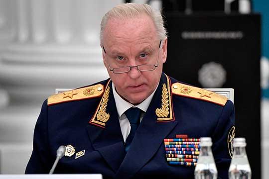 Председатель следкомаАлександр Бастрыкинутвердил руководителей трех следственных отделов поважным районам Татарстана