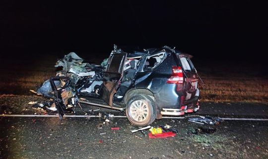 ВТатарстане вжуткой аварии погиб первый директор ГБУ «Безопасность дорожного движения»Ришат Мансуров