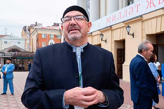 Рафик Мухаметшин: «Мы очень заинтересованы, чтобы комиссия по подготовке юбилейных мероприятий была с представителями органов власти РФ, чтобы там были не только духовные лица»
