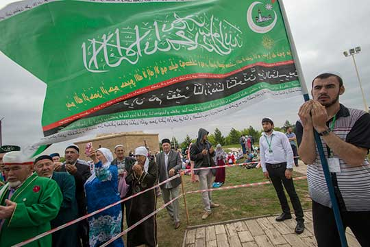 1100-летие принятия ислама булгарским государством— это шанс для мусульманского мира России показать свое просвещенное, толерантное лицо всей стране изаеепределами