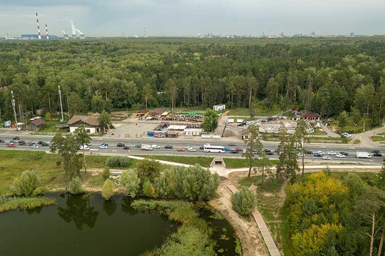 Эксперты назвали слабые места проекта: загруженные дороги, близость кзаповеднику, мусоросжигательный завод иотсутствие генплана агломерации