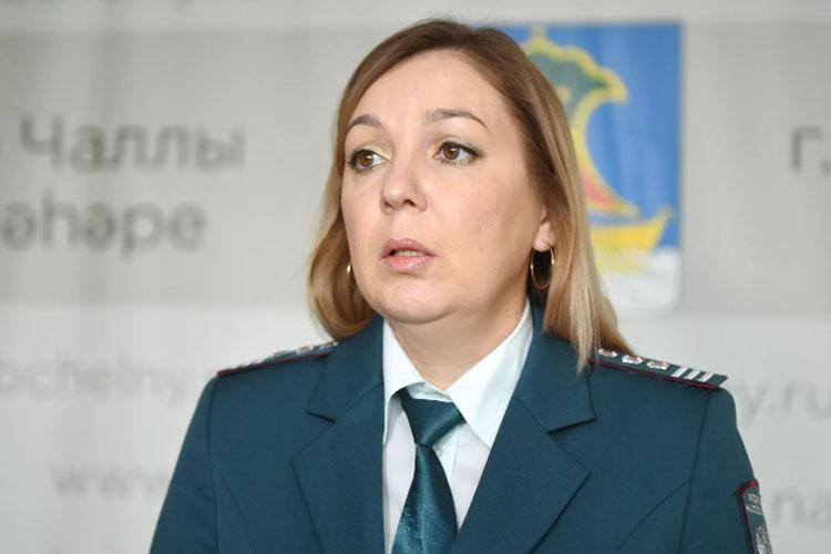Невнес оптимизма вобщее настроение ипоследовавший отчет начальника налоговой инспекцииДианы Сагетдиновой
