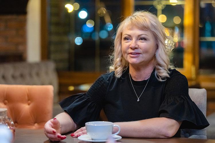 Светлана Миннуллина:«Мыработаем более 20 лет— все эти годы старались идти вногу стрендами общепита»